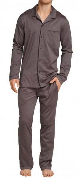 Schiesser Herren Pyjama Lang 160017-303