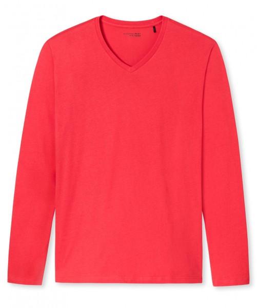 Schiesser Herren Shirt langarm Mix & Relax 171466-500