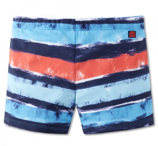Schiesser Jungen Bade-Retro Shorts 160618-602