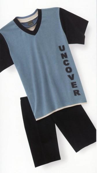 Jungen Nachtwäsche Schlafanzug kurz Uncover Schiesser 107690