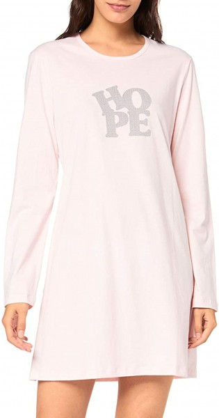 Schiesser Damen Sleepshirt 1/1 Arm, 85cm 167699-506