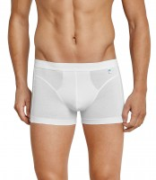SCHIESSER Herren 3//4 Long Pant doppelripp 2er Pack
