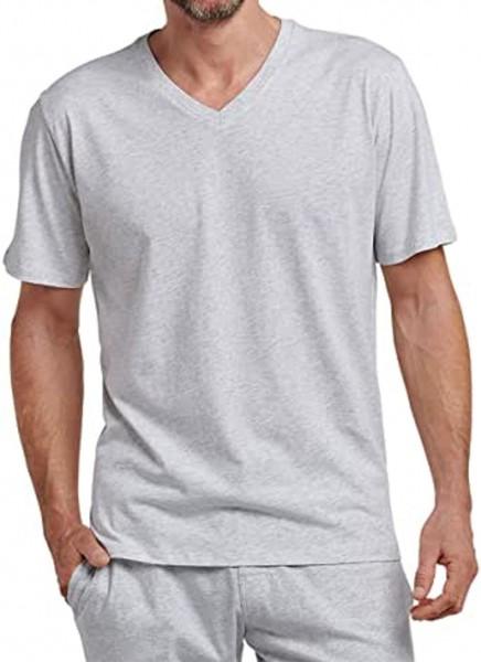 Mix & Relax Herren T-shirt V-Ausschnitt 163833-202