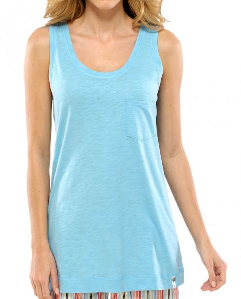 Damen Shirt Top Schiesser 138068