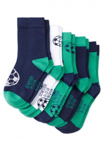 Schiesser 5pack Kids Socken Jungs 161333-901