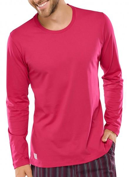 Shirt mit 1/1 Arm beere Schiesser 149937