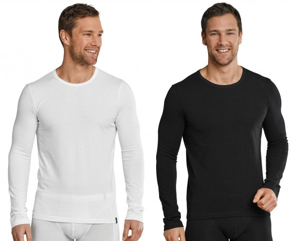 """Shirt mit langem Arm """"95/5"""" Schiesser 205419"""