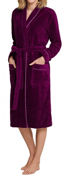 Schiesser Damen Bademantel 161070-502