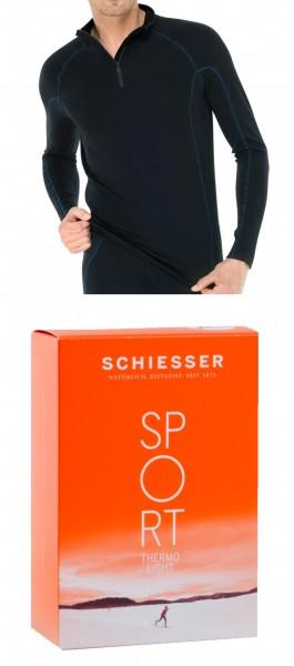 Herren Thermo Shirt mit 1/1 Arm Thermo light Schiesser 135307