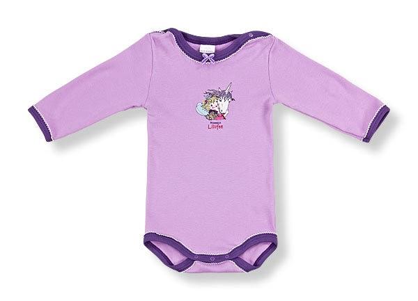 Baby Body Langarm Prinzessin Lillifee Schiesser 130411