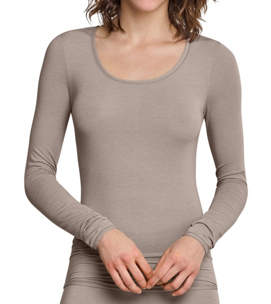 Schiesser Damen Shirt 1/1 Arm 155414-300