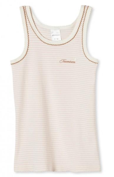Mädchen Unterhemd Tausendsassa Shirt ohne Arm 0/0 Schiesser 136198