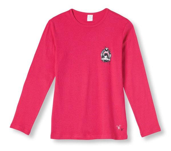 Mädchen Shirt langer Arm 1/1 Rebella Schiesser 124307