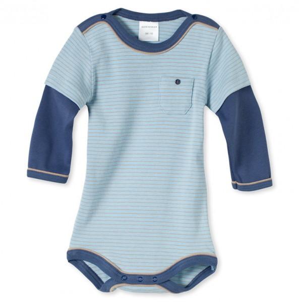 Baby Body Langarm Tausendsassa Schiesser 136173