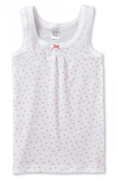 """Maedchen Hemd """"mini dots"""" Schiesser 143098"""