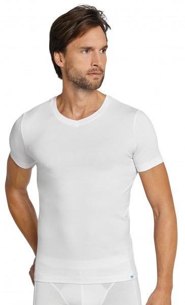 """Shirt 1/2 Arm """"Long life cotton"""" Schiesser 164233"""