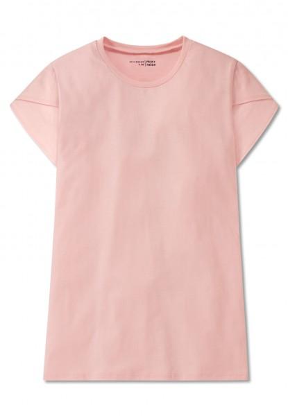 Mädchen Shirt mit kurzem Arm 1/2 Schiesser 166088-503