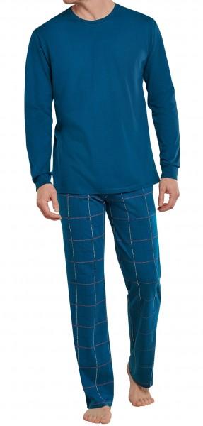 Schiesser Herren Pyjama lang 171417-804