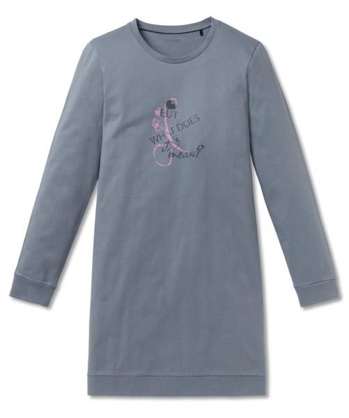 Schiesser Mädchen Nachthemd Sleepshirt 1/1 163212-209