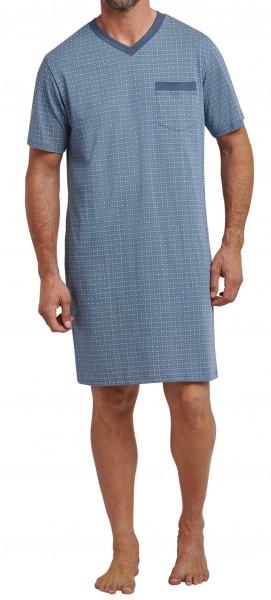 Nachthemd 1/2 Arm Schiesser 165438-824