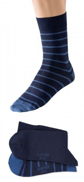 Herren Trend Socken 2er Pack Schiesser 140785