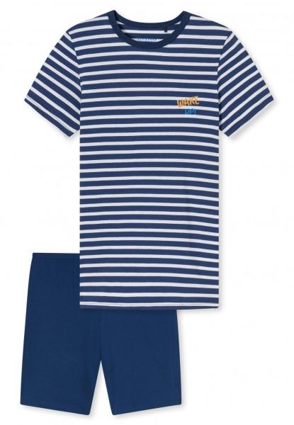 Schlafanzug kurz Organic Cotton 173370-804
