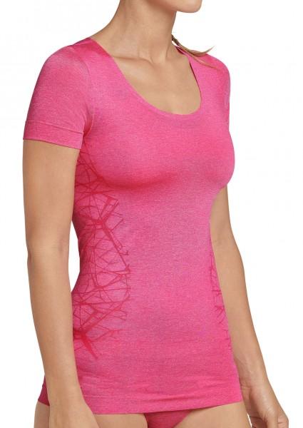 Damen Shirt 1/2 Arm Active Mesh Light Schiesser 162014-520
