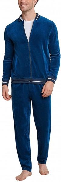 Schiesser Herren Sleep + Lounge Hausanzug Pyjamaset 171821-804