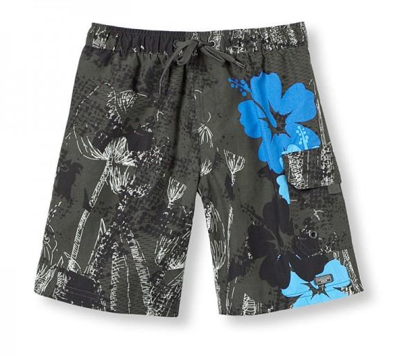 "Jungen Badeshorts ""Hawaii"" Schiesser 132035"