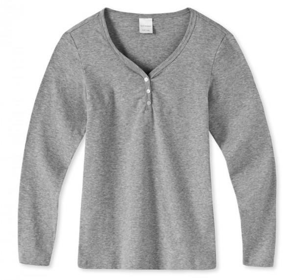 Mädchen Shirt Langarm Soft-cotton Schiesser 134526