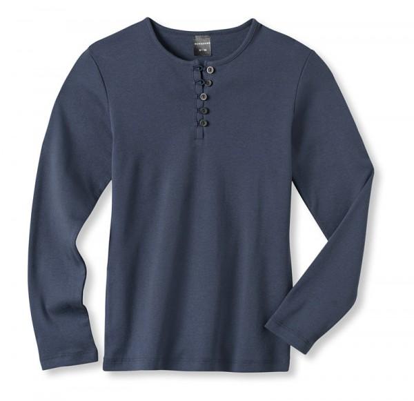 Kinder Shirt mit langem Arm 1/1 Schiesser 131363