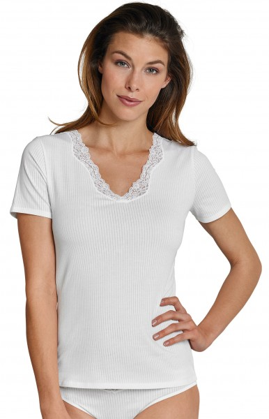"Shirt mit halbem Arm ""Long life cotton"" Schiesser 148044"
