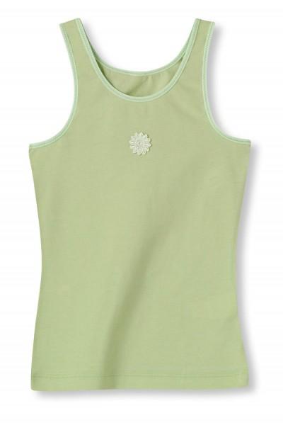 Mädchen Unterhemd Top Blume Schiesser 120221