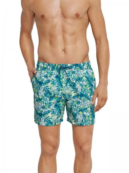 Schiesser Herren Badehose Shorts Swimshorts - 155051-817