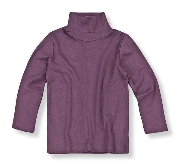 Mädchen Kinder Rollkragen Thermo Shirt Langarm 1/1 Schiesser 124993