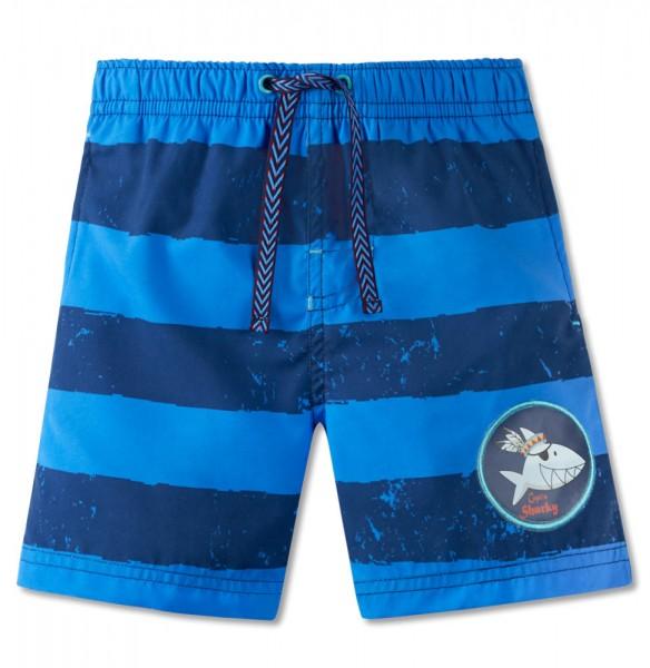 Schiesser Jungen Bade-Shorts Capt´n Sharky Swimshorts 159988-800