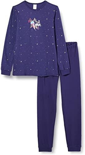 Schiesser Mädchen Anzug lang 171763-804