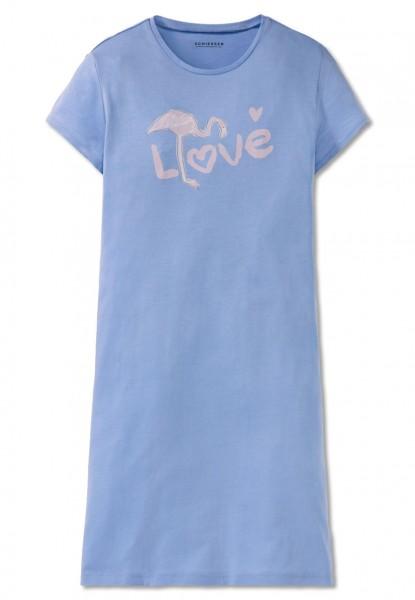 Schiesser Mädchen Nachthemd Sleepshirt 1/2 166049-805