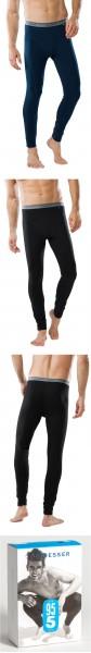 Hose lang 95/5 Cotton-Stretch Schiesser 148405