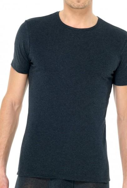 Herren Unterhemd Shirt 1/2 Arm 95 /5 Cotton-Stretch Schiesser 135975