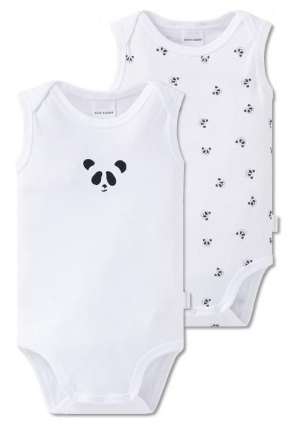 2 pack Unisex Baby Bodies 0/0 165850-901