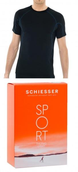 Herren Thermounterhemd 1/2 Arm Thermo light Schiesser 135308