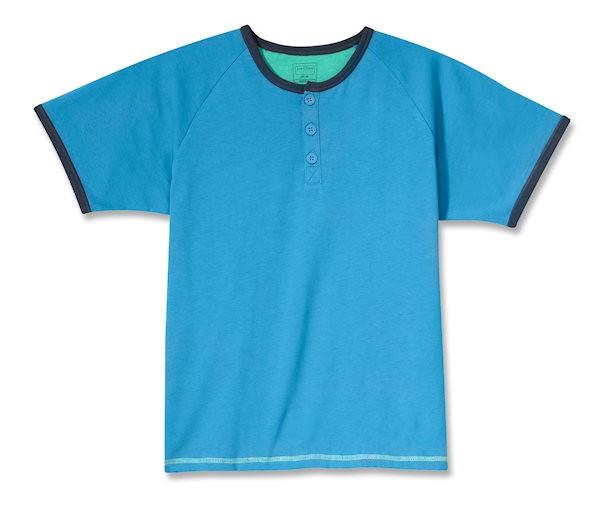 Jungen Shirt halber Arm 1/2 Schiesser 108294