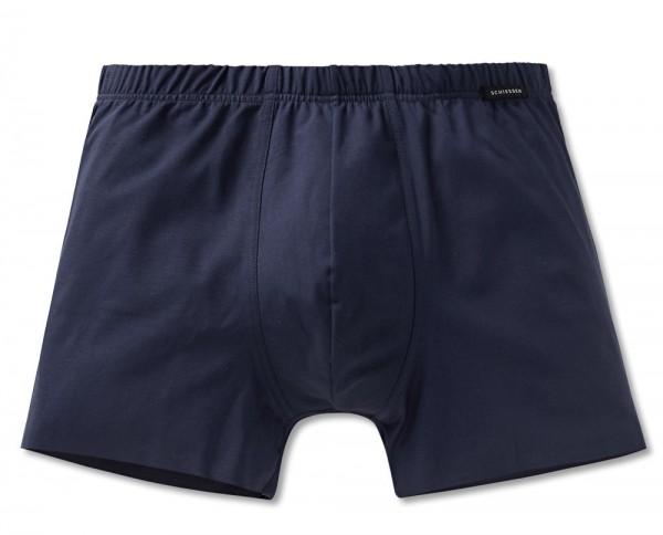 Herren Shorts Laser-Cut blau 152833-800