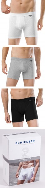 Herren Slip Shorts Authentic 2er-Pack Schiesser 103399