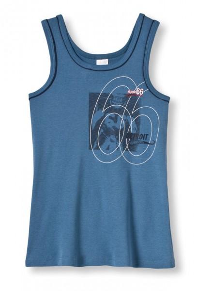 Jungen Unterhemd Detroit Hammers 66 Schiesser 130132