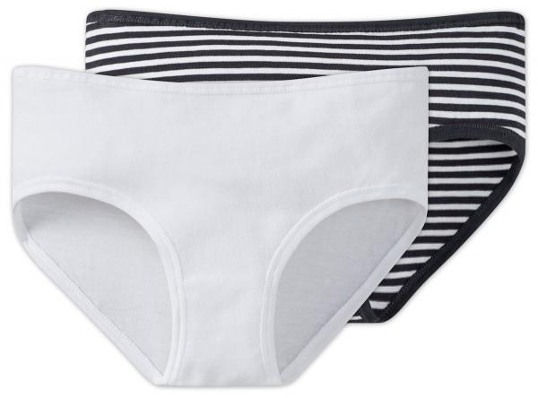 "Mädchen Panties Doppelpack ""Metropolitan Chic"""