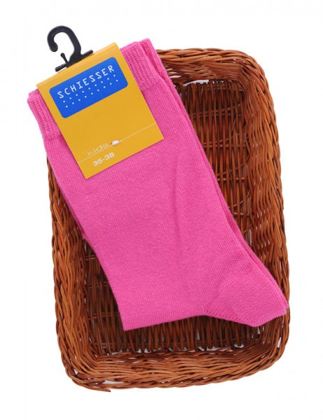 Mädchen Kinder Socke pink Schiesser 130937