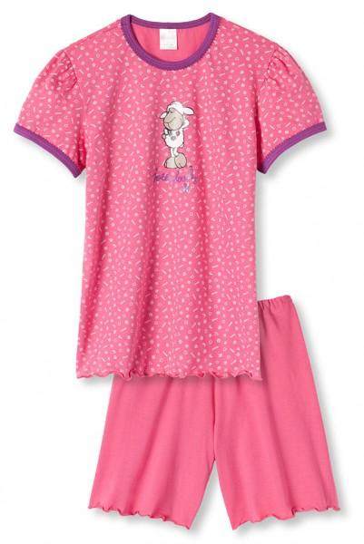 Mädchen Schlafanzug kurz Jolly Lovely Schiesser 127265