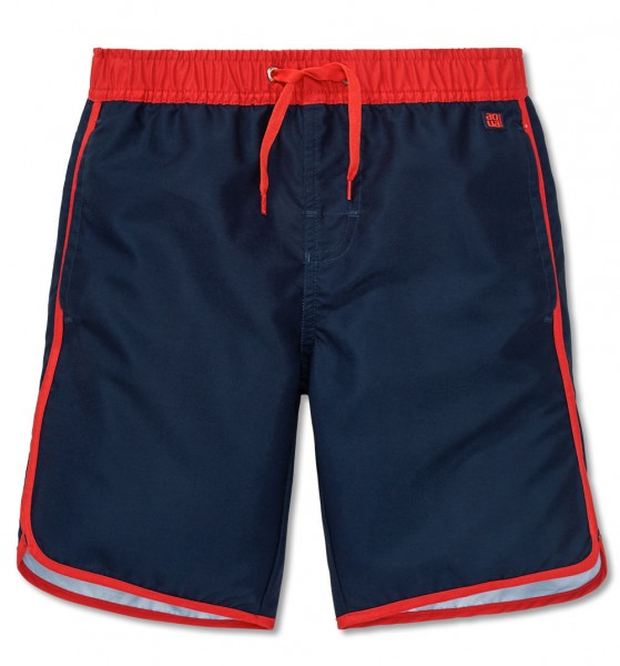 Schiesser Jungen Bade-Shorts Swimshorts 160617-602